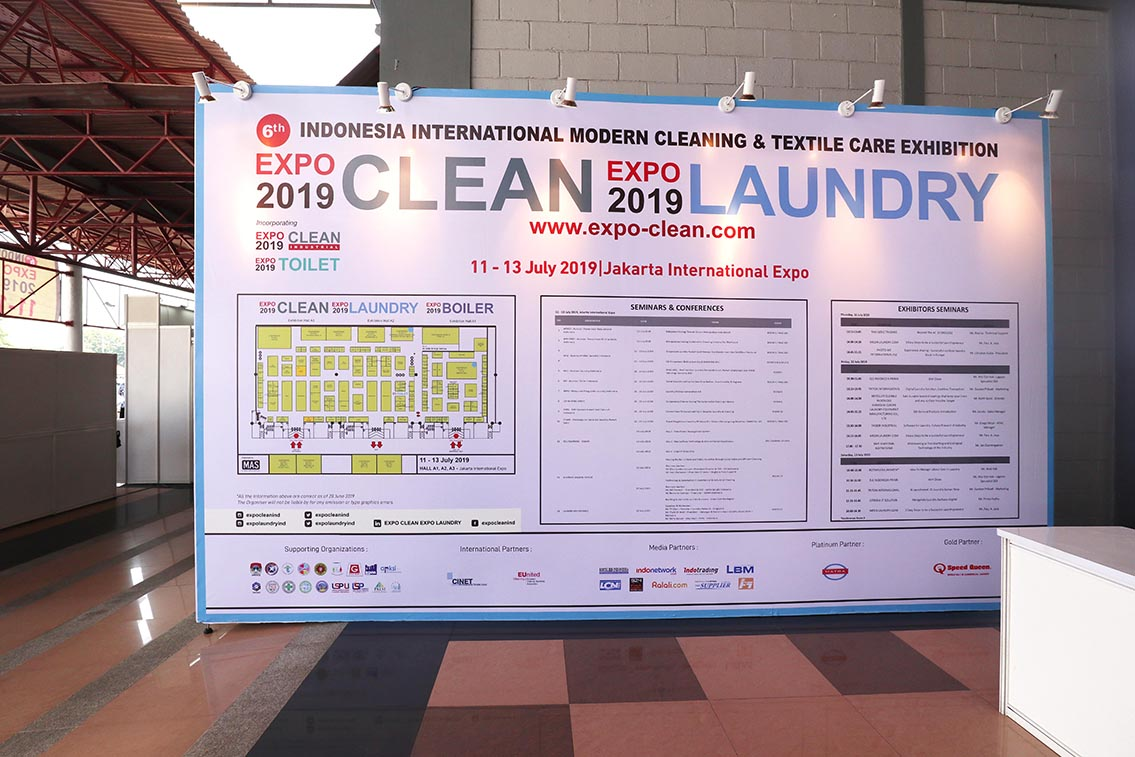 Project EXPOCLEAN Official 2