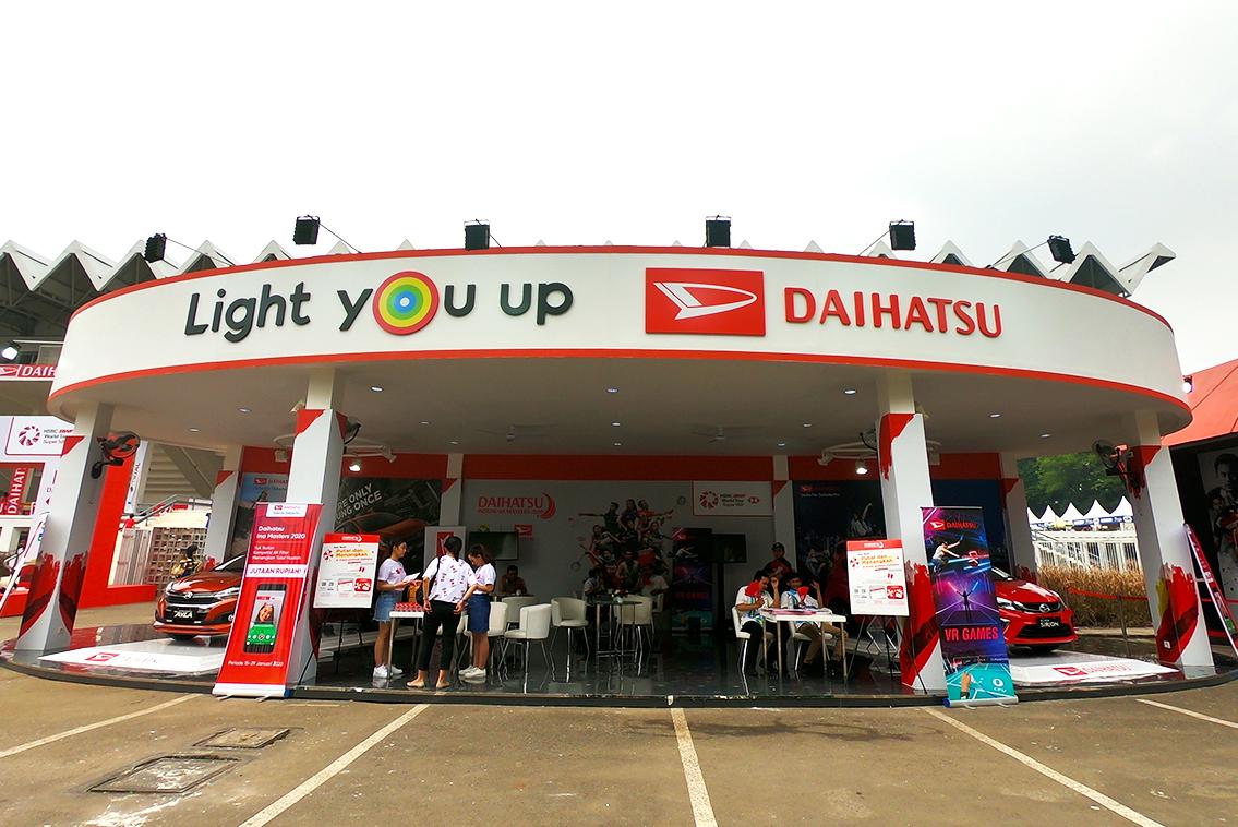 DAIHATSU INDONESIA MASTERS 2020 2