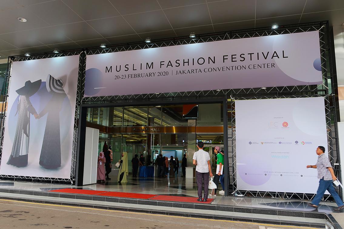 MUSLIM FASHION FESTIVAL 1