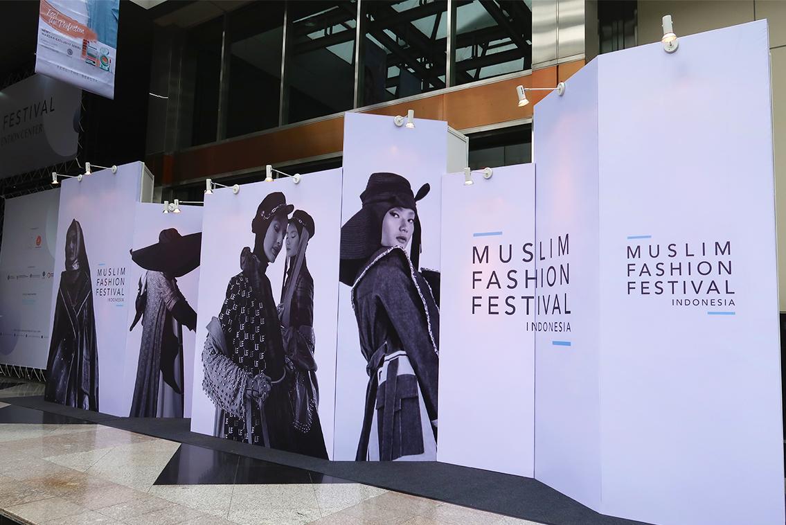 MUSLIM FASHION FESTIVAL 2